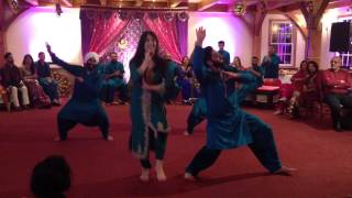 "Team Sayedar Mehndi Dance aka ""Best Mehndi Dance Ever!"""