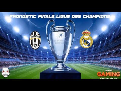 Juventus real madrid pronostic