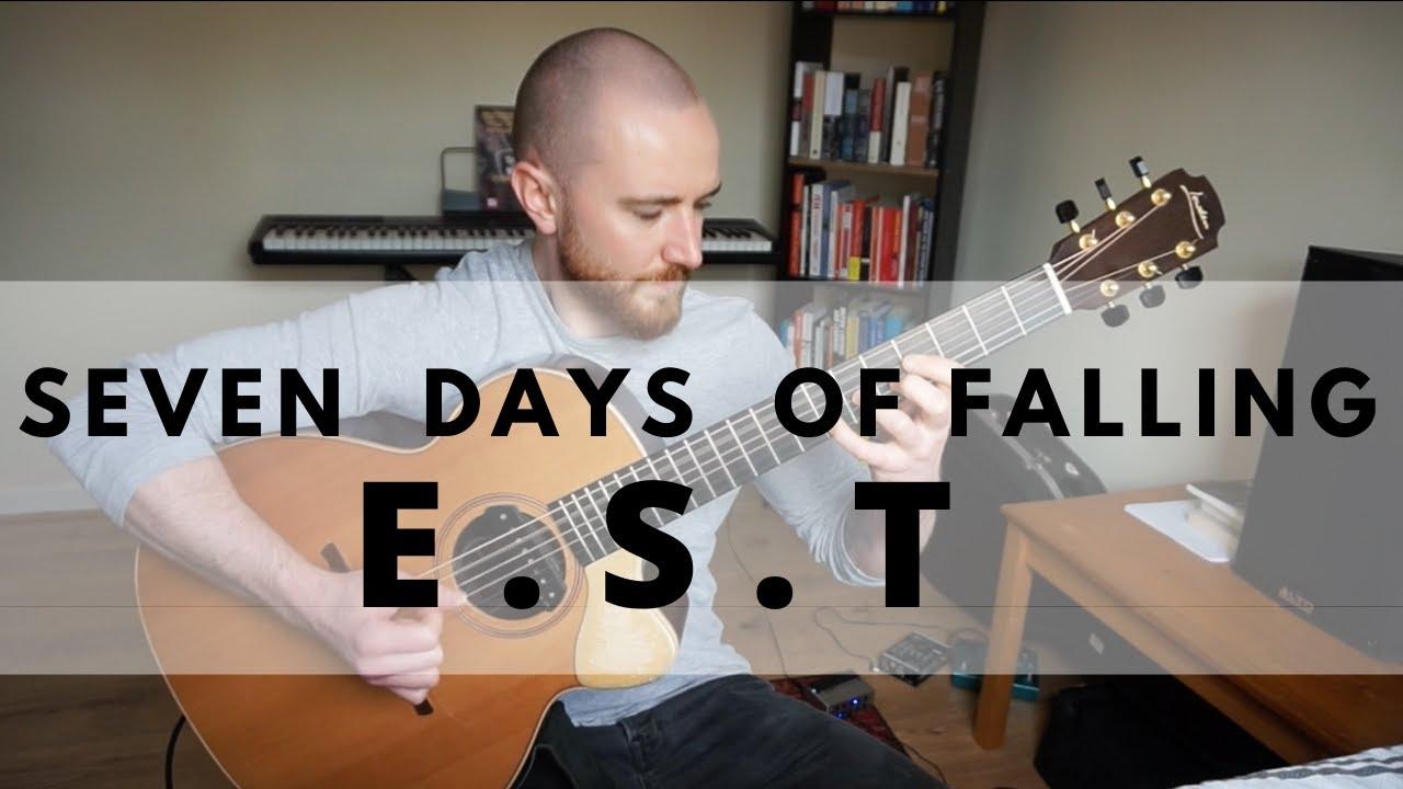Esbjörn Svensson Trio - Seven Days of Falling (Solo Fingerstyle Guitar Arrangement)