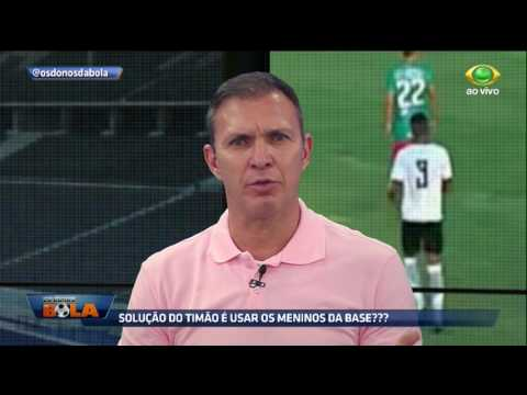 Velloso: Corinthians Tem Que Resolver Problemas Internos