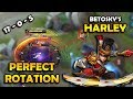 How To Easily Win With The Perfect Rotation    Mobile Legends