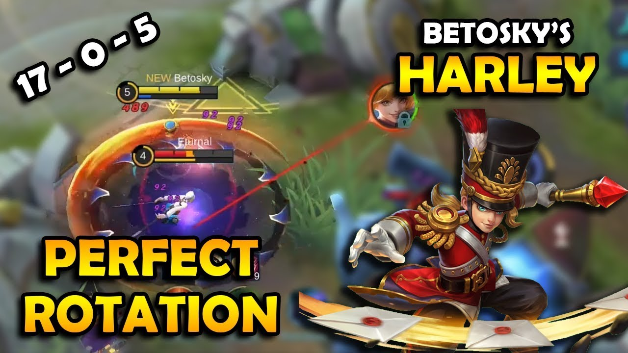 How To Easily Win With The Perfect Rotation  | Mobile Legends