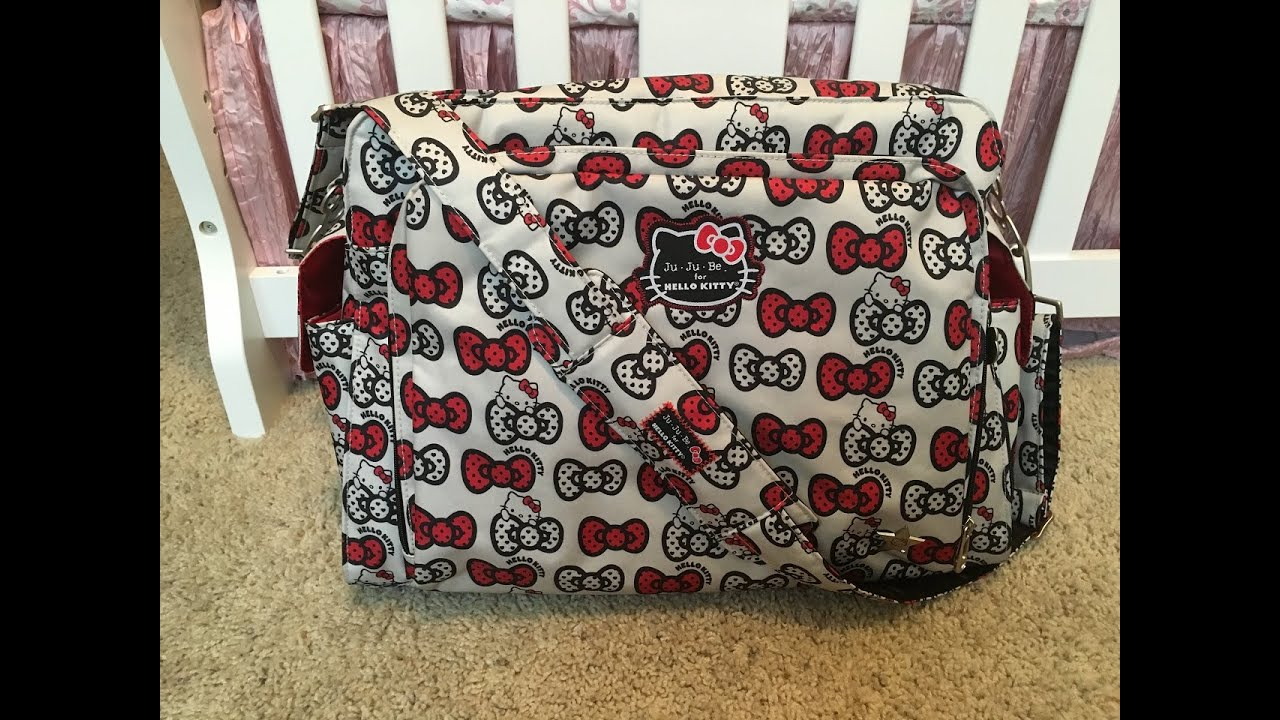 b6ddce53d Ju-Ju-Be For Hello Kitty | Be Prepared | Peek A Bow | Overview - YouTube