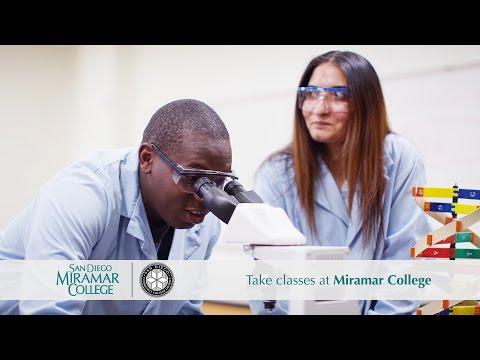 San Diego Miramar College - Enroll Now