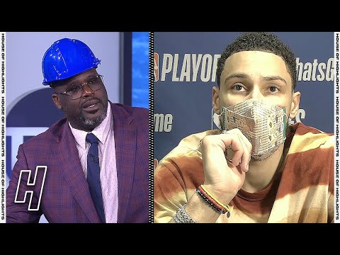 Inside the NBA Reacts to Ben Simmons Postgame Interview - Game 7 | 2021 NBA Playoffs