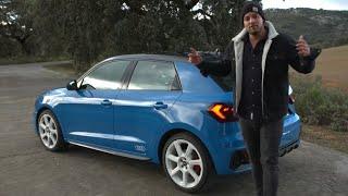 2018 | 2019 Audi A1 Sportback 40 TFSI (200 PS) S-Line, Edition One - | Fahrbericht | Review | Test.