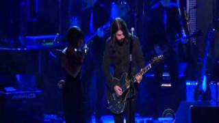 Maybe I'm amazed (Dave Grohl & Norah Jones)