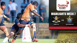 Match Highlights – Army SC vs Air Force SC DRL 2017/18 #28