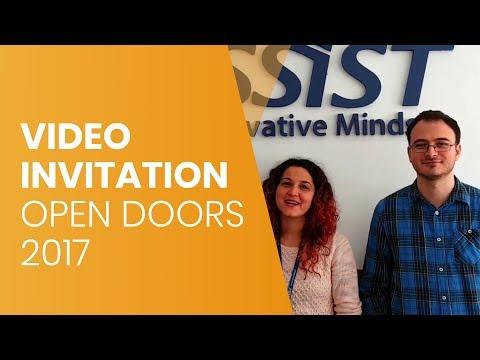 Open Doors ASSIST Software Romania 2017