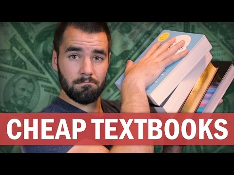 How To Save The MOST Money On Textbooks - College Info Geek
