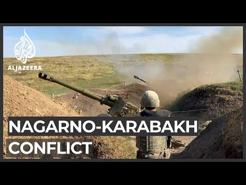 Armenia, Azerbaijan ignore calls for ceasefire