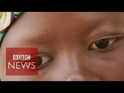 Forced to marry Boko Haram or die - BBC News
