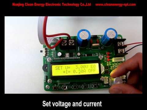 CLEN 0-60V 0-20A 1200W Switch Power Suppl ZXY6020S