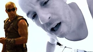Vin Diesel Announces Riddick 4...and Dances