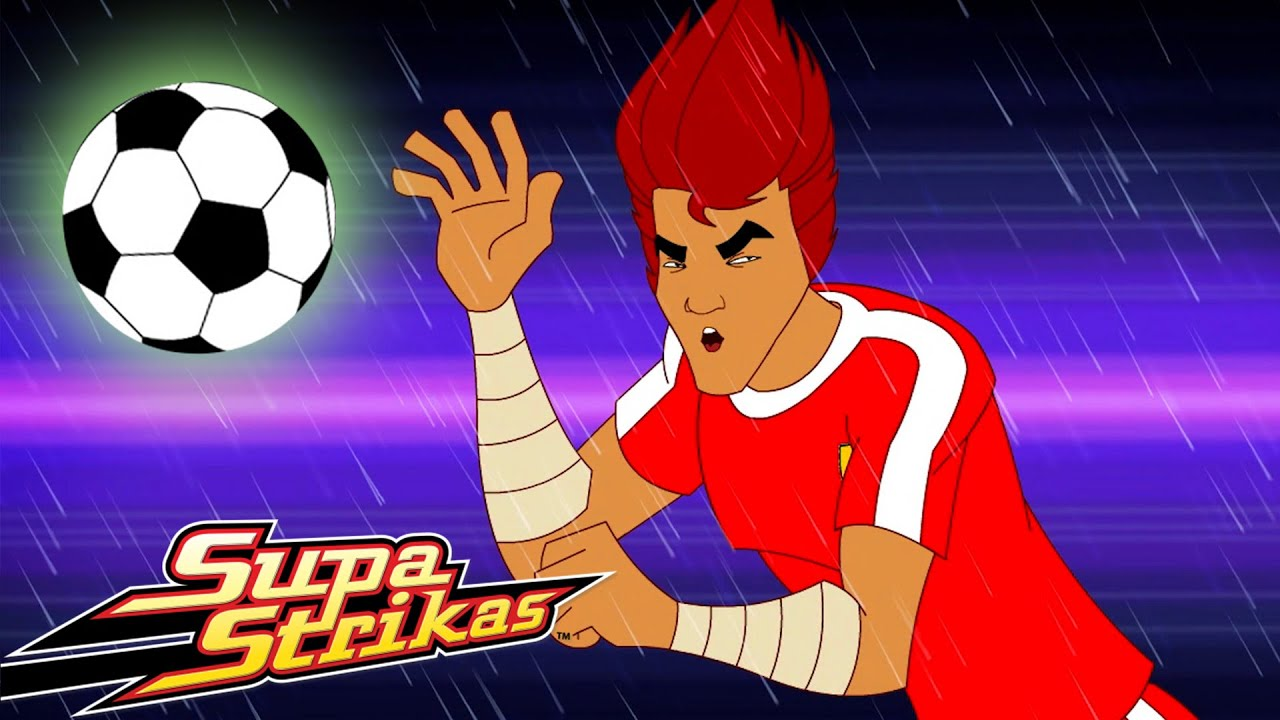 Throwback Episode! First Ever | SupaStrikas Soccer kids cartoons | Super Cool Football Animation