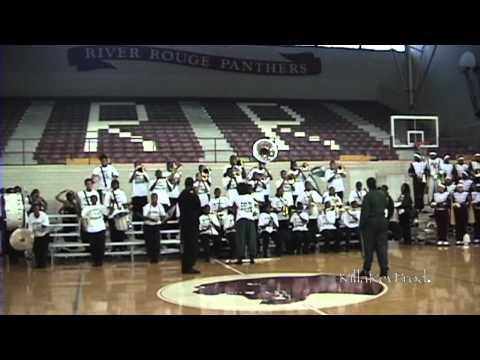Cass Tech High School - Tribute To Bob Marley - 2004