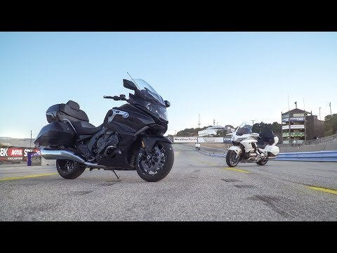 2018 Honda Gold Wing Tour vs. 2018 BMW K1600 Grand America