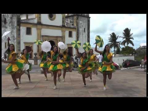 Cia de Dança Giselly Andrade dança FREVO