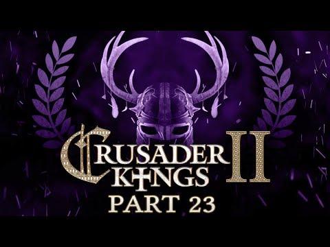 Crusader Kings 2 - Part 23 - The Jupiter Gambit