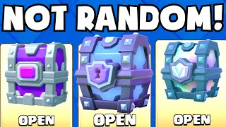 Clash Royale LEGENDARY CHEST CYCLE | Super Magical / Epic / Legendary Chest Drop Rate GUARANTEED