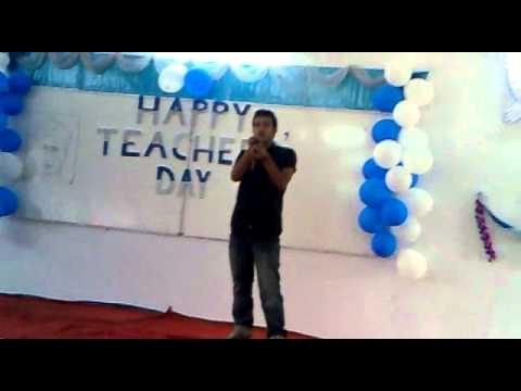 META TEACHER'S DAY PRESENTATION 2010 IN NIT JSR