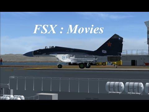 FSX : Mikoyan MiG 29 |