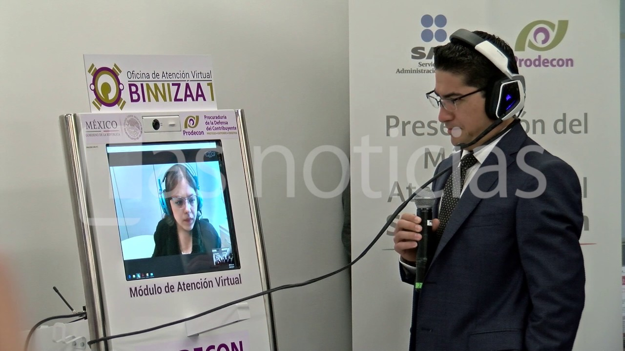 Oficinas De Atención Virtual Sat En Puebla