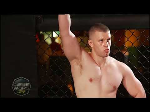 Chris Buckley Pre-Title Fight Defense Interview - Cage Wars 35