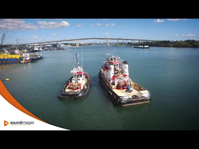 Pacific Tug Group Introduction Module