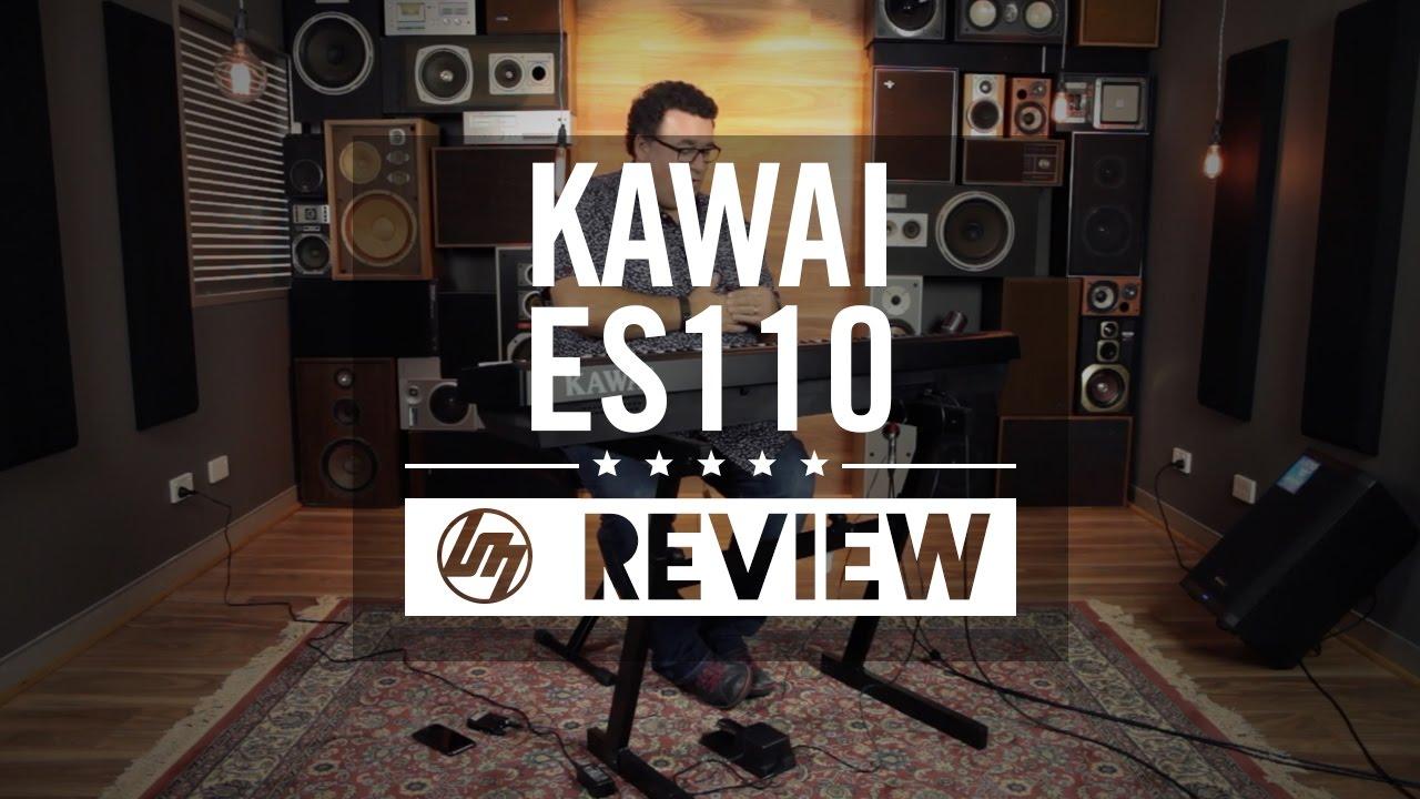 Kawai ES110 Digital Piano Review & Demo | Better Music