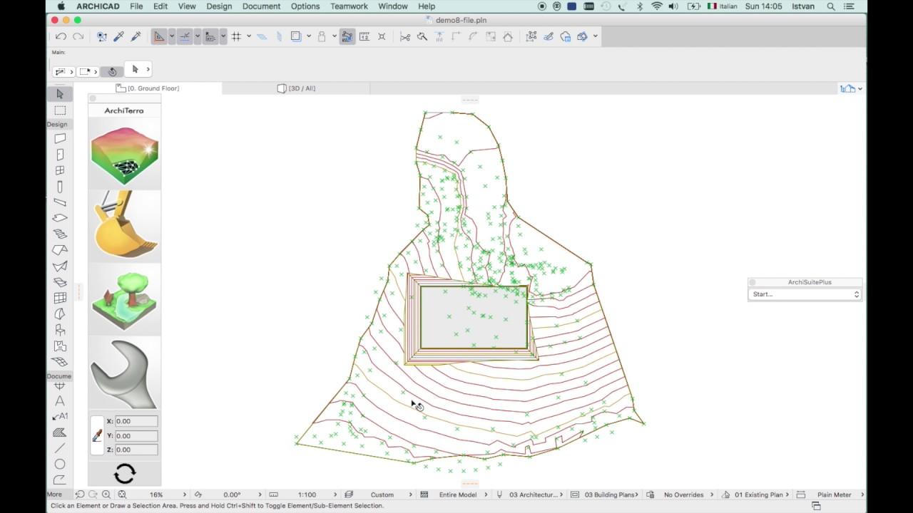 ARCHIFORMA ARCHI CAD 12 TUTORIAL DOWNLOAD