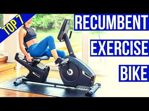 Top 7 Best Recumbent Bike for Seniors Reviews || Best Recumbent Exercise Bike 2020 for Home Use