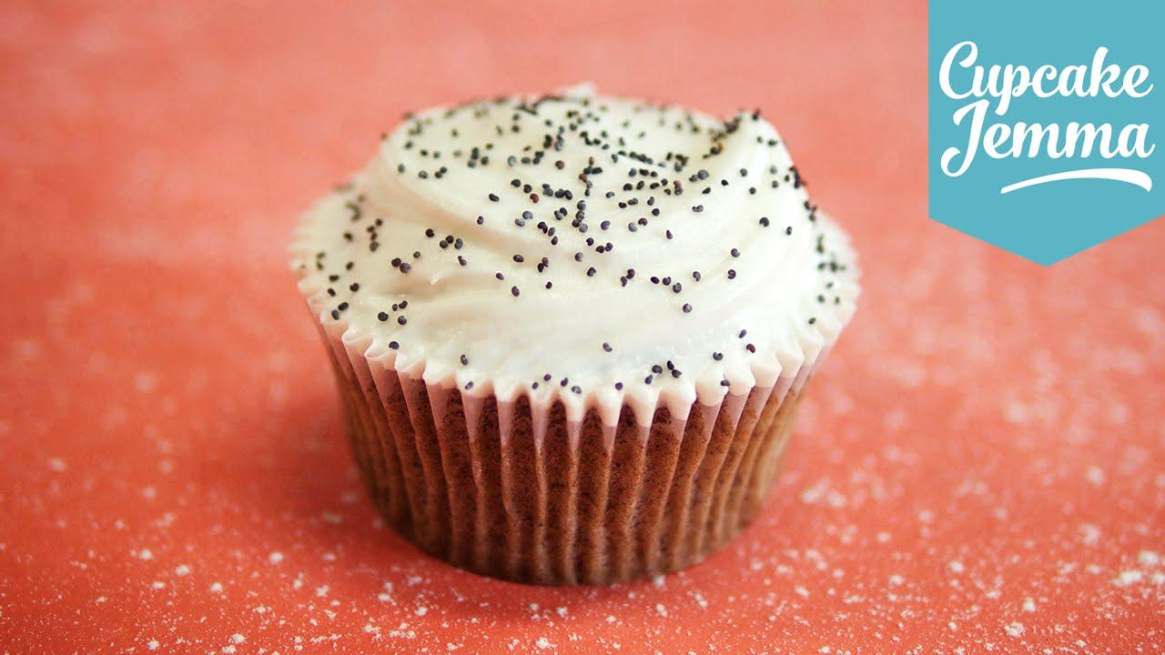 Carrot Cake Cupcake Recipe Cupcake Jemma Youtube