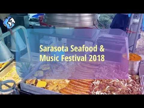 Sarasota Seafood & Music Festival 2018, Florida Nightlife