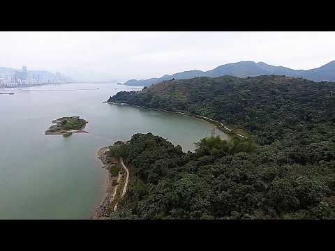DJI Phantom 4 Pro Hong Kong New Territories 2017