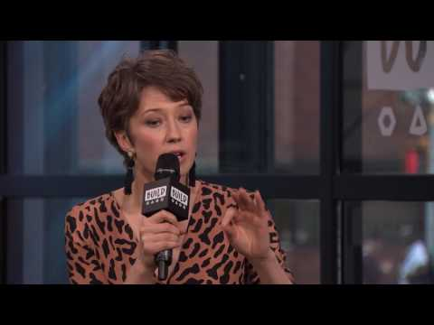 """Carrie Coon Discusses Her Two Hit Series  """"Fargo"""" and """"The Leftovers"""""""