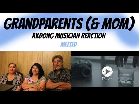 GRANDPARENTS & MOM REACT! [AKDONG MUSICIAN (AKMU)-MELTED REACTION]