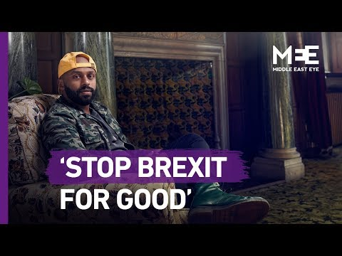 Magid Magid: 'We need to stop Brexit for good'