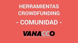 Tutorial: ¿Cómo detectar herramientas para tu crowdfunding? (Comunidad)