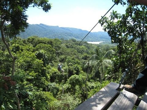 Hidden Paradise Zipline Adventure Excursion with Ecoquest in San Juan Puerto Rico