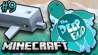 Minecraft: The Deep End Ep. 9 - The Sickest Elevators