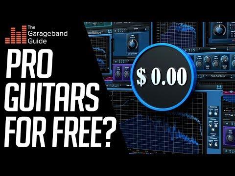 Free Garageband Plug-In Bundles - thegaragebandguide com