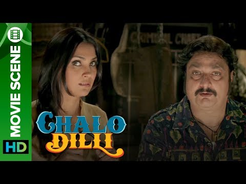 Vinay Patak gives it under the table - Chalo Dilli