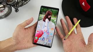 S-pen khiến mình đổi từ S9+ qua Note 9!