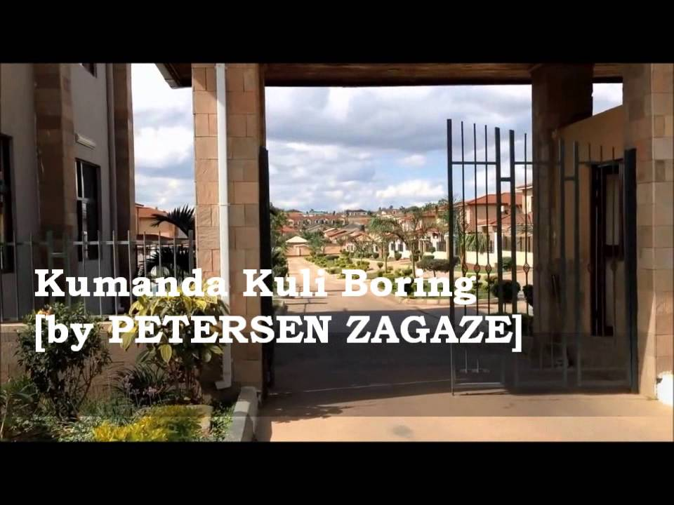 Download Kumanda Kuli Boring - [by Petersen Zagaze] ZAMBIAN DANCE