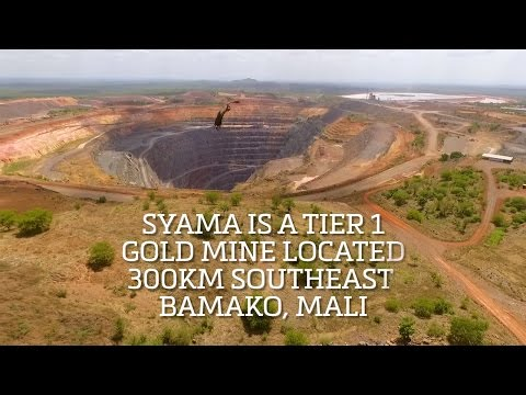 Resolute - Syama Gold Project Overview