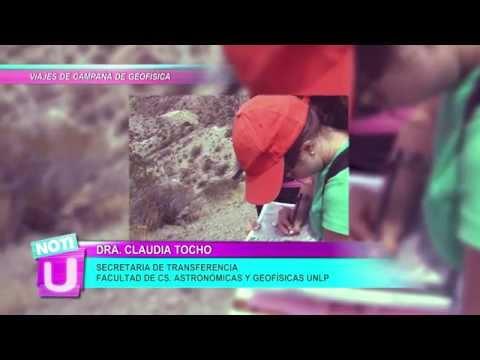 Noticias TV Universidad - Viajes de Campaña de Geofísica
