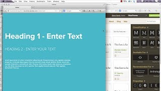 adobe Muse Tech Tips  Using Full Typekit Fonts in Adobe Muse CC - Widget by MuseThemes.com