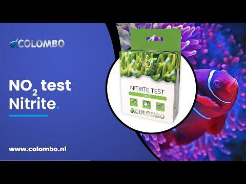 Colombo   Marine Nitrite test