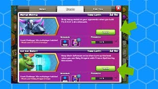 HOW TO GET THROUGH THE METAL MILITIA AND ICE ICE BABY FAST!!! - Clash of Clans
